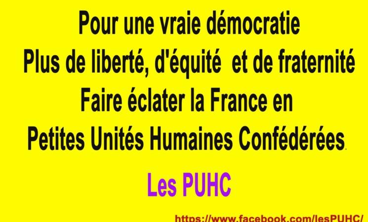 Affiches PUHC
